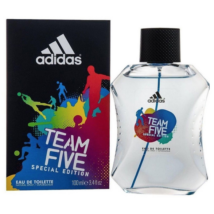 Adidas MEN Parfüm 100ml Team Five (6db/krt)