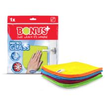 Bonus MicroGlass törlőkendő 1db-os (60db/#)