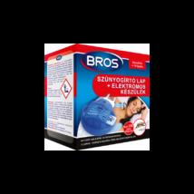 Bros Szúnyogírtó elektromos készülék+10db lapka (12db/#)