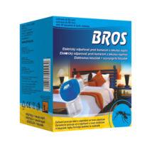 Bros Szúnyogírtó elektromos készülék+folyadék (12db/krt)