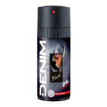 Denim dezodor 150ml Black (12db/#)