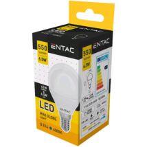 Entac LED Mini Gömb E14 6,5W NW 4000K