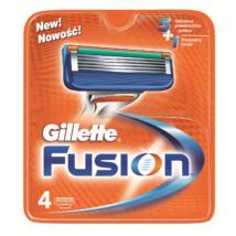 Gillette Fusion borotvapenge 4db-os