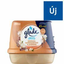 Glade fürdőszobai légfrissítő zselé 180gr Sensual Sandalwood&Jasmin (8db/krt)