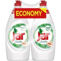 Jar 2*900ml Sensitive TeaTree (6db/#)