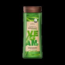 Joanna Vegan sampon 300ml Hidratáló aloe verával normál és száraz hajra (10db/krt)