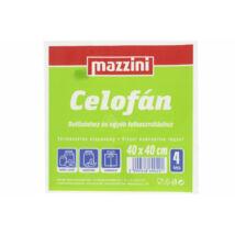 Mazzini Celofán 4íves (100db/#)