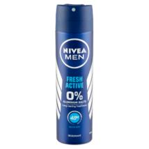 Nivea MEN dezodor 150ml Fresh Active (6db/#)
