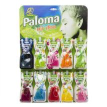 Paloma Happy Bag autóillatosító (30db/levél)