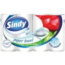 Sindy kéztörlő 4tek. 2rtg. 50lap (12db/krt)