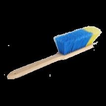 Tidinett fa nyelű autómosó kefe (műanyag szállal)(10db/#)