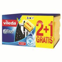 Vileda Glitzi formázott szivacs 3db-os (32db/#)