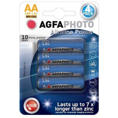 Agfa Alkáli (tartós) Ceruza Elem AA lap kínáló (12db/krt)