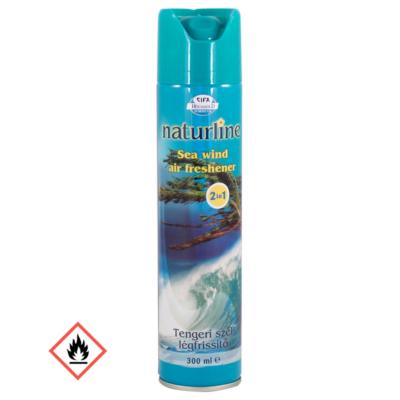 Air Freshener Naturline légfrissítő 300ml Tengeri szél (12db/krt)