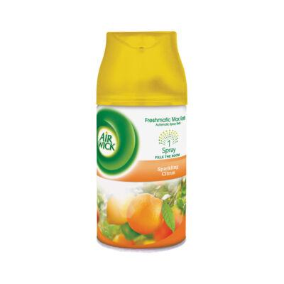 Airwick FreshMatic légfrissítő 250ml ut. Agrumi Sparkling Citrus (6db/#)