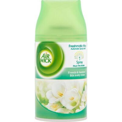 Airwick FreshMatic légfrissítő 250ml ut. Freesia&Jasmine (6db/#)