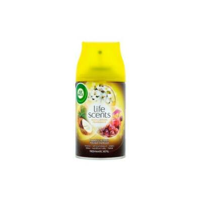 Airwick FreshMatic légfrissítő 250ml ut. LifeScents Nyugalom szigete (6db/#)