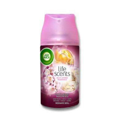 Airwick FreshMatic légfrissítő 250ml ut. LifeScents Summer Delights (6db/krt)