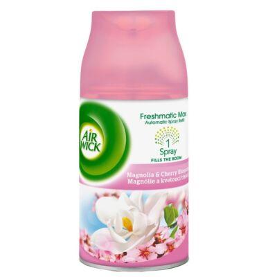 Airwick FreshMatic légfrissítő 250ml ut. Magnolia&Cherry Blossom (6db/#)