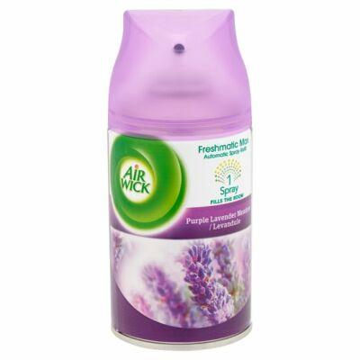 Airwick FreshMatic légfrissítő 250ml ut. Purple Lavender Meadow (6db/#)