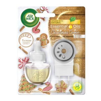 Airwick elektromos légfrissítő kész+ut. 19ml Christmas Cookie (6db/#)