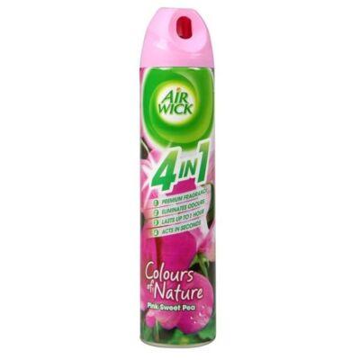 Airwick légfrissítő 240ml Pink Sweet Pea (6db/#)