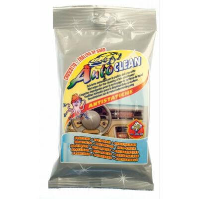 Autoclean műszerfalápoló kendő 20db-os (36db/krt)