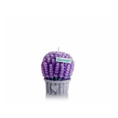 Bartek illatgyertya Lavender (20db/krt)