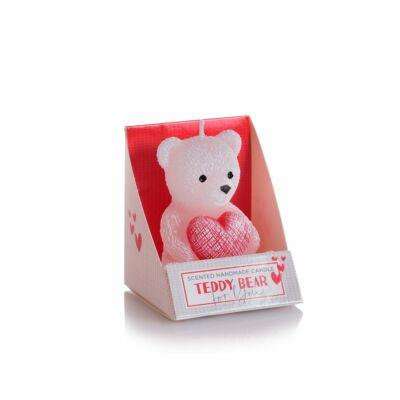 Bartek illatgyertya Teddy Bear (20db/krt)