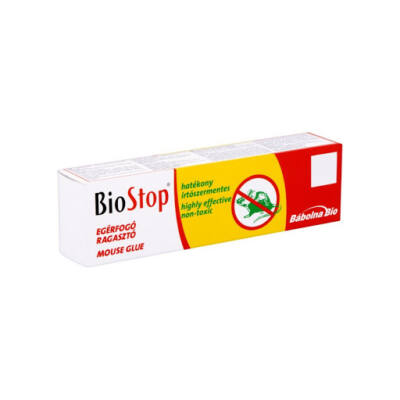 BioStop egérragasztó 135gr (25db/#)