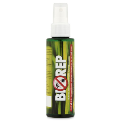 Biorep Szúnyog- és kullancsriasztó 100ml (12db/krt)