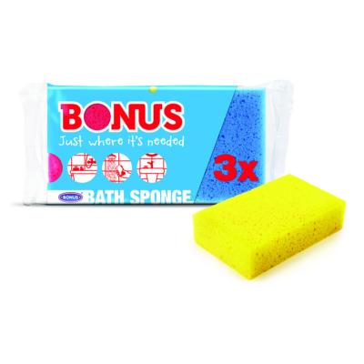 Bonus Fürdőszivacs 3db-os (18db/#)