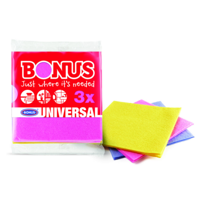 Bonus törlőkendő 3db-os (20db/#)