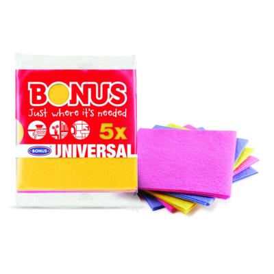 Bonus törlőkendő 5db-os (15db/#)