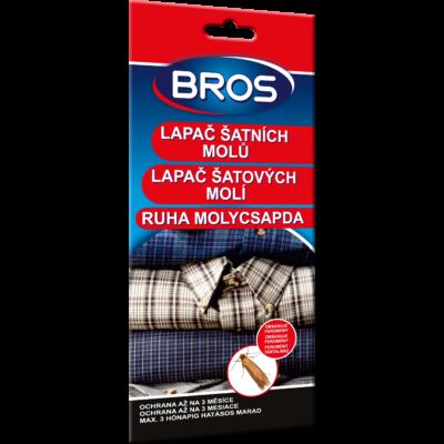 Bros Ruhamoly csapda (10db/krt)