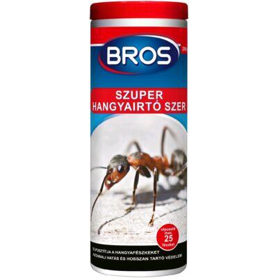 Bros Szuper hangyaírtószer 250gr  (12db/krt)