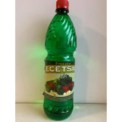 Étkezési Ecet 1l 20% (10db/krt)