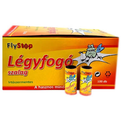 FlyStop légyfogó szalag 1db-os (100db/#)