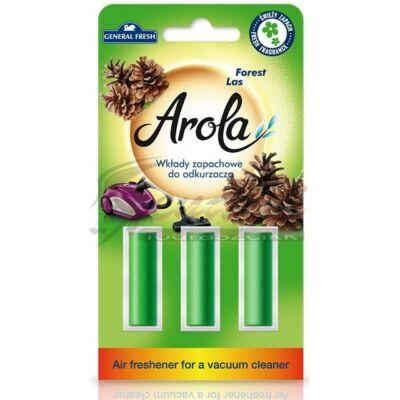 General Fresh porszívó illatosító 3db-os Forest (24db/#)
