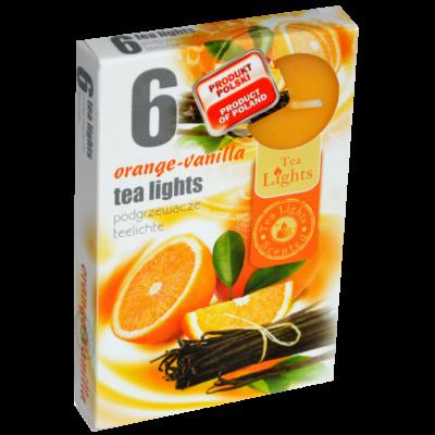 Illatmécses 6db-os Vanilia&Narancs (45db/#)