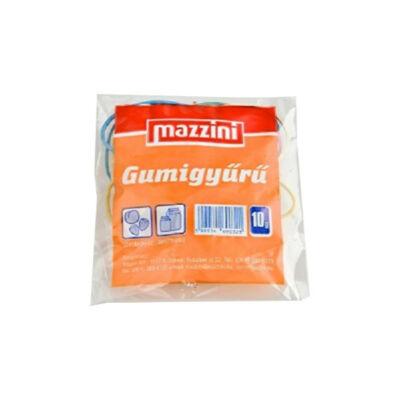 Mazzini Gumigyűrű 10gr (100db/#)