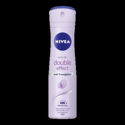 Nivea dezodor 150ml Double Effect (6db/#)