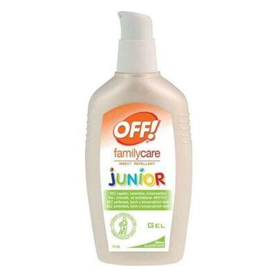 OFF Family Care Junior rovarriasztó gél 100ml (6db/krt)