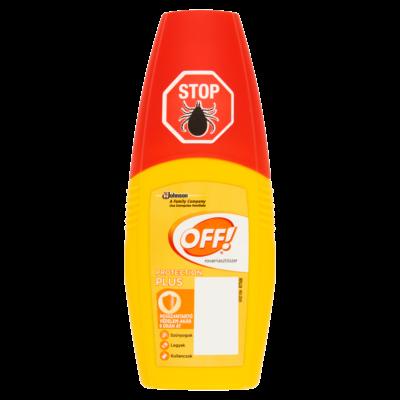 OFF Protect Plus pumpás spray 100ml (12db/krt)