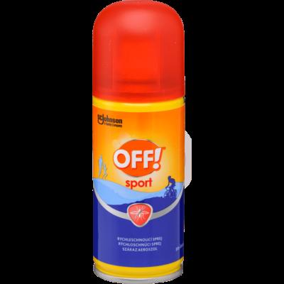 OFF Sport száraz spray 100ml (12db/krt)