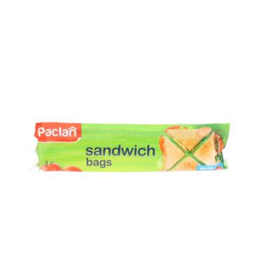Paclan szendvicszacskó 100db-os 18*28cm (50db/#)