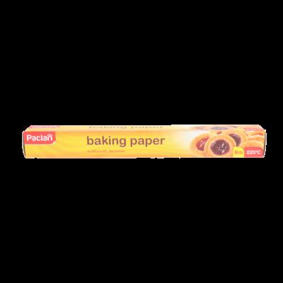 Paclan sütőpapír 8m*38cm szilikonos (24db/krt)