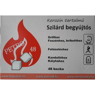 Petro Szilárd Begyújtós 48 kocka (24db/#)