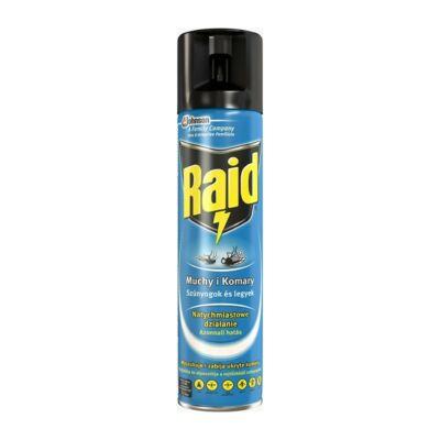 Raid Légy-és Szúnyogirtó aeroszol 400ml (12db/krt)
