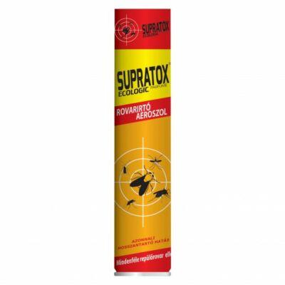 Supratox repülőroval írtó aeroszolos 400ml (sárga)(24db/krt)